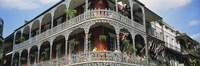 French Quarter New Orleans LA USA