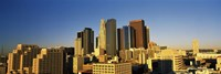 Los Angeles Skyline Fine Art Print