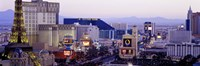 "Las Vegas NV USA by Panoramic Images - 27"" x 9"""