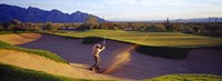 Golf Course Tucson AZ USA