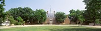 "USA, Virginia, Williamsburg, Governor's Palace by Panoramic Images - 27"" x 9"", FulcrumGallery.com brand"