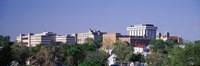 "Kansas City KS by Panoramic Images - 27"" x 9"""