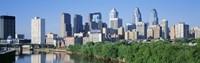Daytime View of Philadelphia