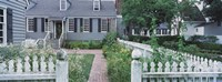 Gardens Williamsburg VA Fine Art Print