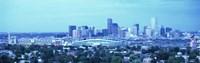 Blue View of Denver Colorado
