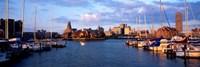 Buffalo New York Waterfront