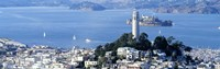 San Francisco and Alcatraz Island