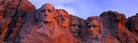 """Mt Rushmore National Monument, Rapid City, South Dakota by Panoramic Images - 27"""" x 9"""""""