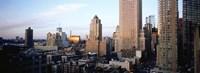 Skyscrapers in Atlanta Georgia USA