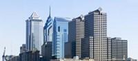 Skyscrapers in Philadelphia