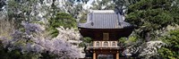 "Low angle view of entrance of a park, Japanese Tea Garden, Golden Gate Park, San Francisco, California, USA by Panoramic Images - 27"" x 9"", FulcrumGallery.com brand"
