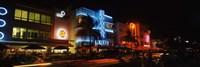 "Ocean Drive, South Beach, Miami Beach, Florida by Panoramic Images - 27"" x 9"""