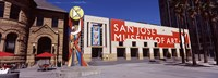 "San Jose Museum Of Art, San Jose, California by Panoramic Images - 27"" x 9"""