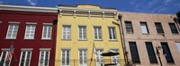 """Low angle view of buildings, French Market, French Quarter, New Orleans, Louisiana, USA by Panoramic Images - 27"""" x 9"""""""