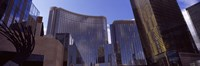 """Citycenter, The Strip, Las Vegas, Nevada by Panoramic Images - 27"""" x 9"""""""