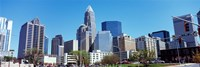 Charlotte Skyline North Carolina