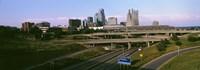 Highway Interchange Kansas City Missouri USA