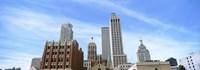 DowntownTulsa Skyline Oklahoma