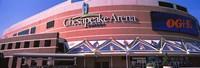 "Low angle view of a stadium, Chesapeake Energy Arena, Oklahoma City, Oklahoma, USA by Panoramic Images - 27"" x 9"""