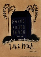 """Love Much by Lori Maphies - 5"""" x 7"""""""