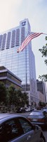 """Skyscraper in a city, PNC Plaza, Raleigh, Wake County, North Carolina, USA by Panoramic Images - 9"""" x 27"""""""