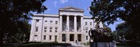 """Facade of a government building, City Hall, Raleigh, Wake County, North Carolina, USA by Panoramic Images - 27"""" x 9"""""""