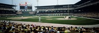 """U.S. Cellular Field, Chicago, Illinois by Panoramic Images - 36"""" x 12"""", FulcrumGallery.com brand"""