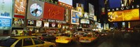 Times Square, Manhattan, NYC, New York City, New York State, USA Fine Art Print