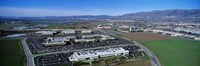 """Aerial View, Silicon Valley Business Campus, San Jose, California, USA by Panoramic Images - 36"""" x 12"""" - $34.99"""