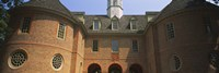 """Low angle view of a government building, Capitol Building, Colonial Williamsburg, Virginia, USA by Panoramic Images - 36"""" x 12"""""""