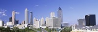 Downtown Atlanta, Georgia, USA by Panoramic Images - various sizes - $32.49