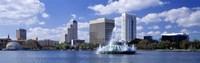 "Orlando, Florida by Panoramic Images - 36"" x 12"", FulcrumGallery.com brand"