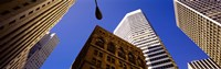 """Financial District, San Francisco, California by Panoramic Images - 36"""" x 12"""""""