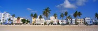Miami Beach FL Fine Art Print