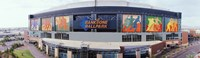 "Bank One Ballpark Phoenix AZ by Panoramic Images - 36"" x 12"", FulcrumGallery.com brand"