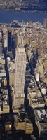 Aerial View Of Empire State Building, Manhattan by Panoramic Images - various sizes
