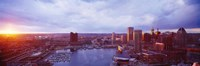 "Baltimore Maryland USA by Panoramic Images - 36"" x 12"", FulcrumGallery.com brand"