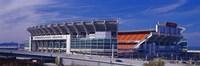 Cleveland Browns Stadium Cleveland OH Fine Art Print
