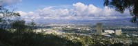 Studio City, San Fernando Valley, Los Angeles, California by Panoramic Images - various sizes