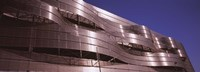 "Low angle view of a building, Colorado Convention Center, Denver, Colorado, USA by Panoramic Images - 36"" x 12"""