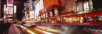 Times Square at Nigth, Manhattan Fine Art Print