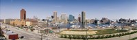 Baltimore, Maryland skyline Fine Art Print