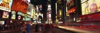Buildings in a city, Broadway, Times Square, Midtown Manhattan, Manhattan, New York City Fine Art Print