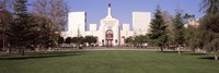"""Los Angeles Memorial Coliseum, California, USA by Panoramic Images - 36"""" x 12"""""""