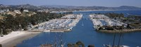 Dana Point Harbor, California Fine Art Print