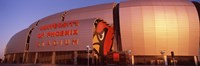 "University of Phoenix Stadium, Phoenix, Arizona by Panoramic Images - 36"" x 12"""