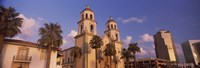 """St. Augustine Cathedral, Tucson, Arizona by Panoramic Images - 36"""" x 12"""", FulcrumGallery.com brand"""