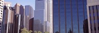 Close up of skyscrapers in Los Angeles, Los Angeles County, California, USA by Panoramic Images - various sizes