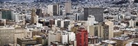 City viewed from the Nob Hill, San Francisco, California, USA by Panoramic Images - various sizes