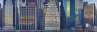 New York City Skyscrapers 2011 by Panoramic Images - various sizes